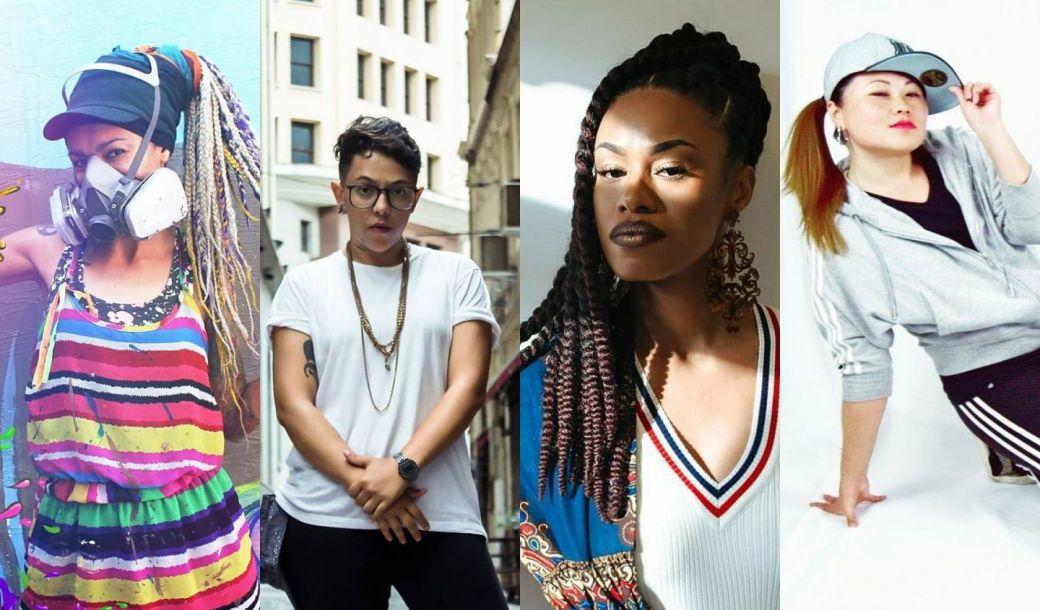 cb519d6de 100 mulheres no Hip Hop que você não pode deixar de conhecer em 2018 |  Raplogia