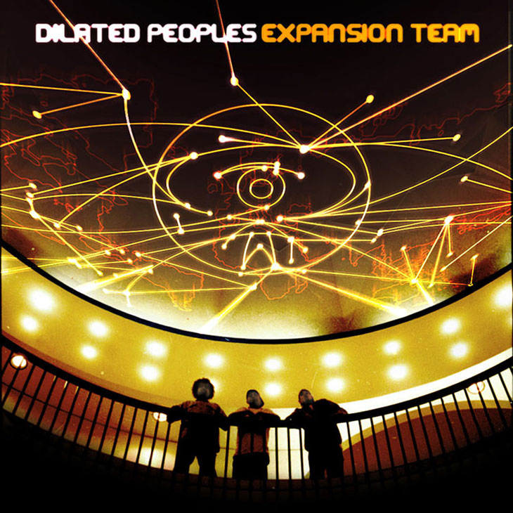 """Expansion Team"", o álbum favorito de 2001 do Hebreu"