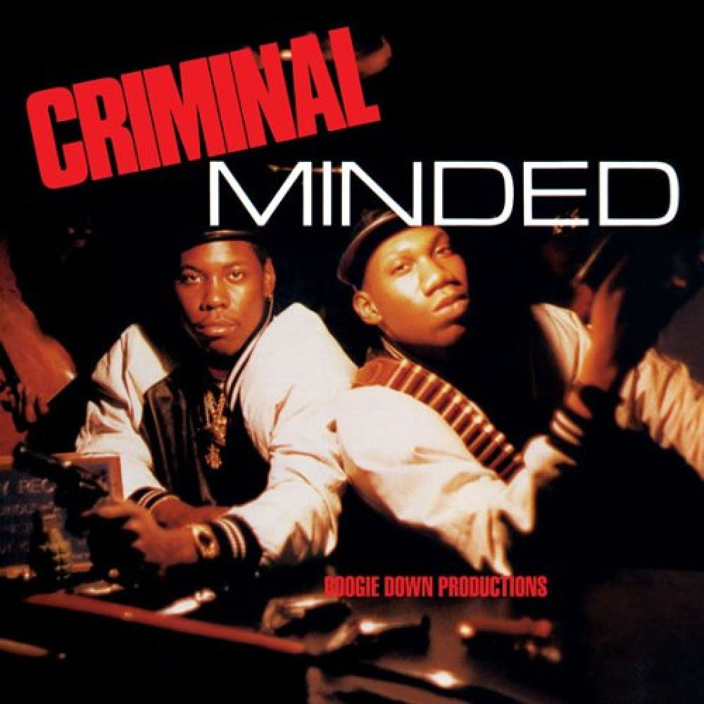 """Criminal Minded"", álbum favorito de 1987 do Hebreu"