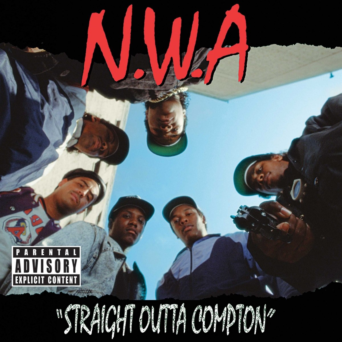 """Straight Outta Compton"", o álbum favorito de 1988 do Hebreu"