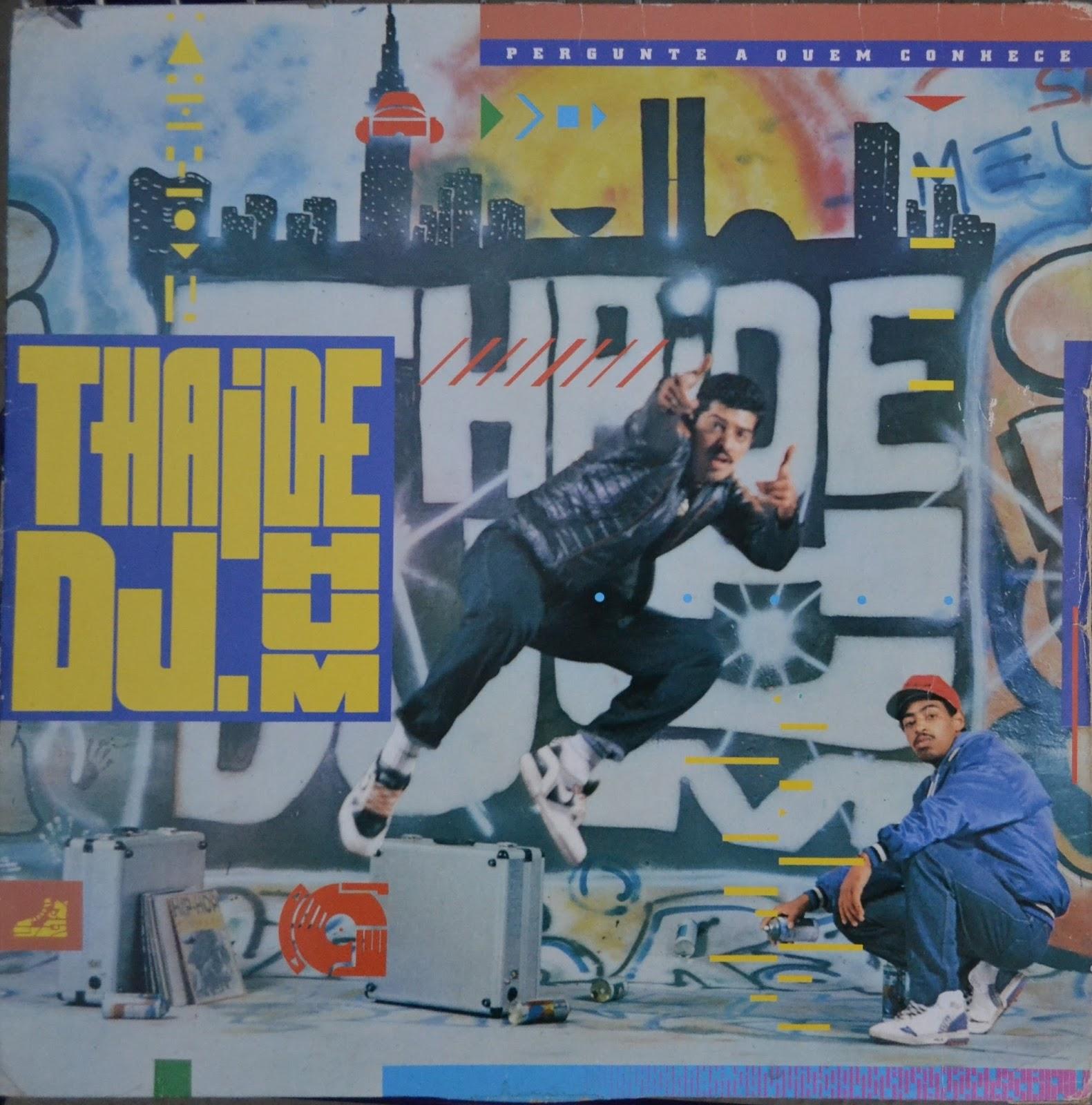 """""""Pergunte a quem Conhece"""", o álbum favorito de 1989 do Hebreu"""