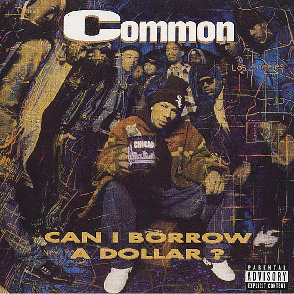 """Can I Borrow a Dollar?"", o álbum favorito de 1992 do Hebreu"