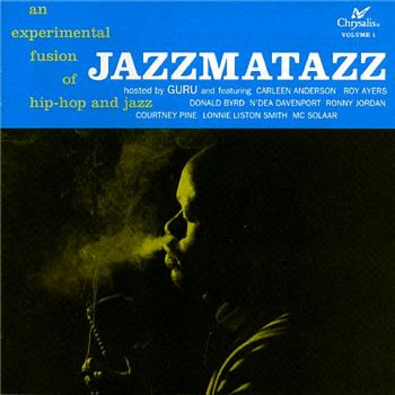 """Jazzmatazz I"", o álbum favorito de 1993 do Hebreu"