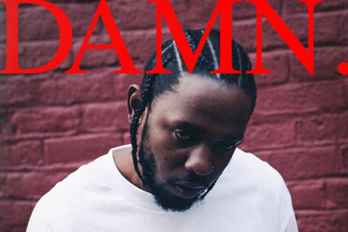 """Damn"", o álbum favorito de 2017 do Hebreu"