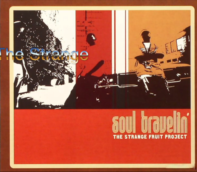 """Soul Travellin"", o álbum favorito de 2004 do Hebreu"