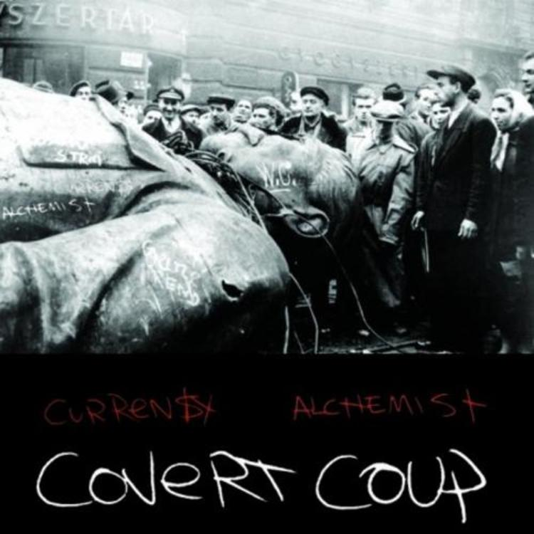 """Covert Coup"", o meu álbum favorito de 2011"