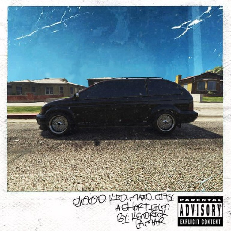 """Good Kid, M.A.A.D City"", o meu álbum favorito de 2012"