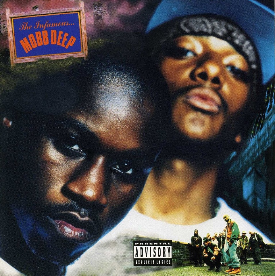 """The Infamous"", meu album favorito de 1995"