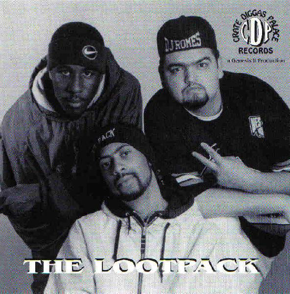 Lootpack - Psyche Move EP