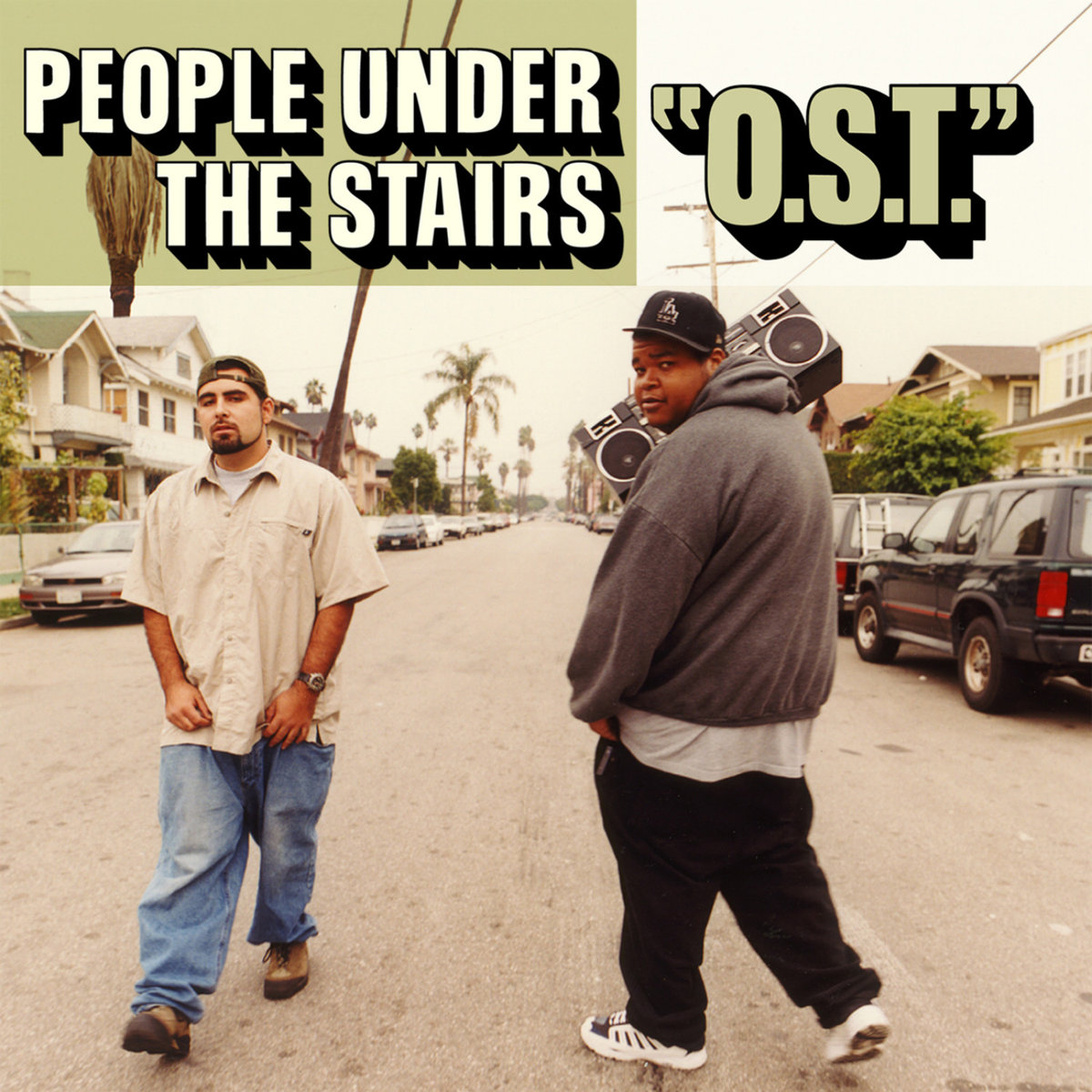 People Under the Stairs- O.S.T.