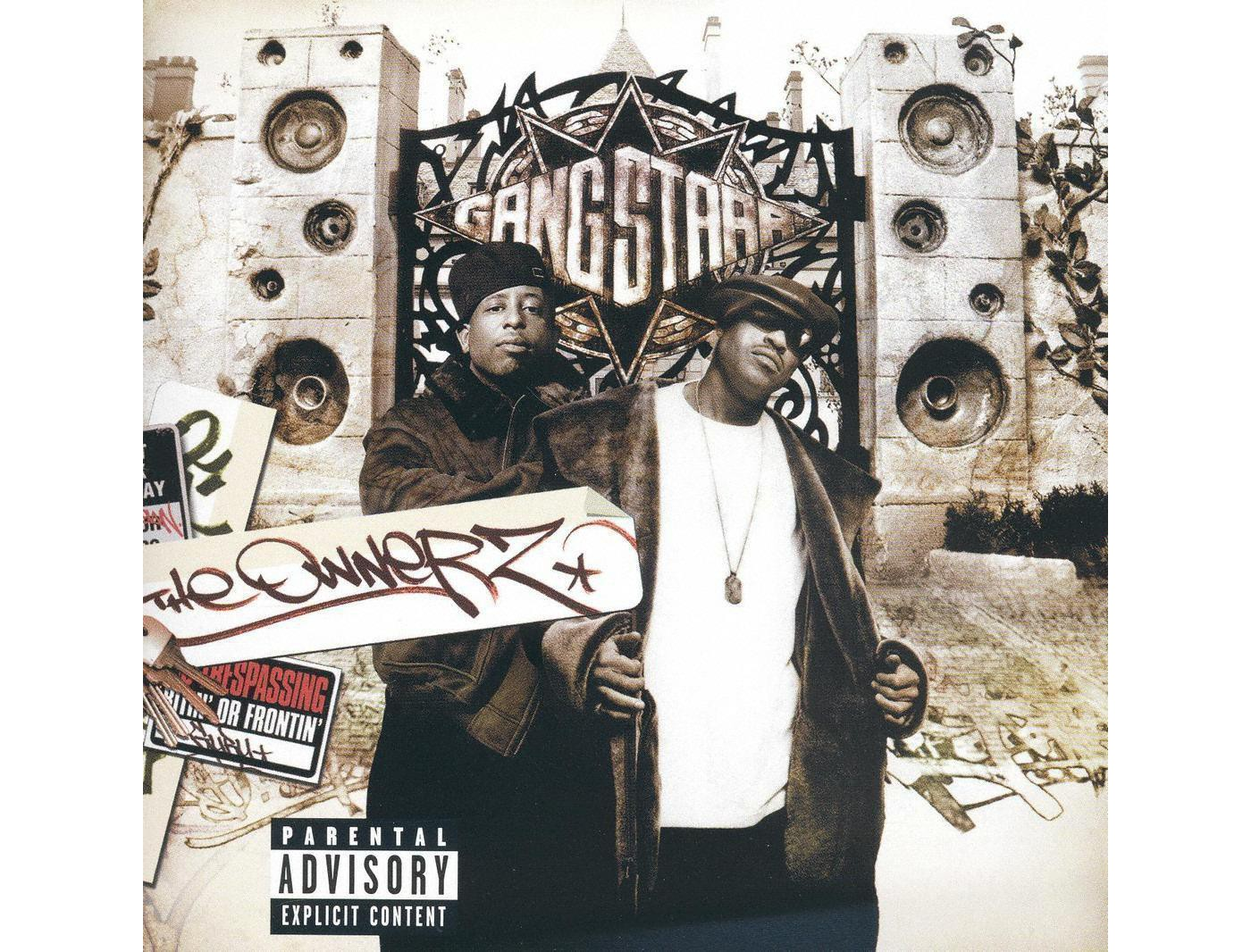 Gang Starr -The Ownerz
