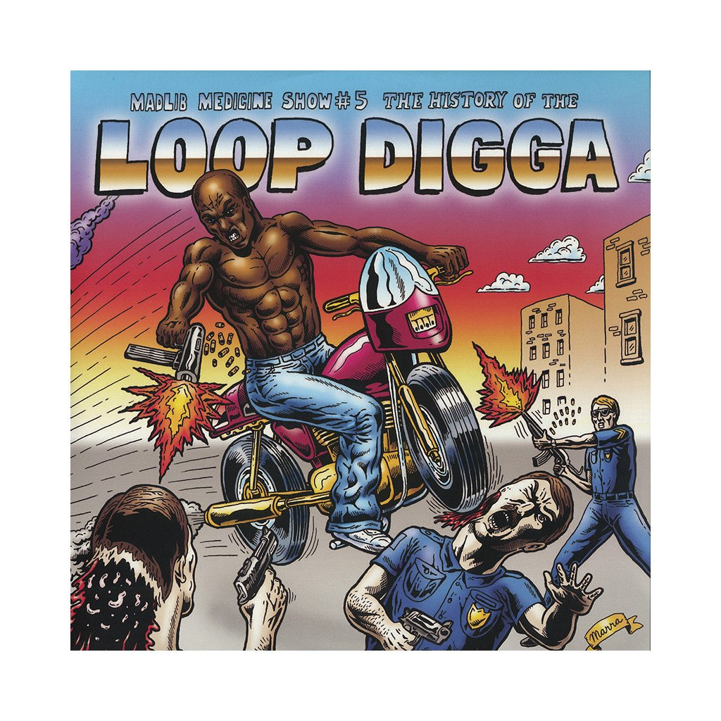 Medicine Show No. 5 History Of The Loop Digga: 1990-2000