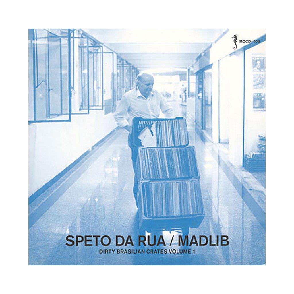 Madlib – Speto Da Rua - Dirty Brasilian Crates Volume 1