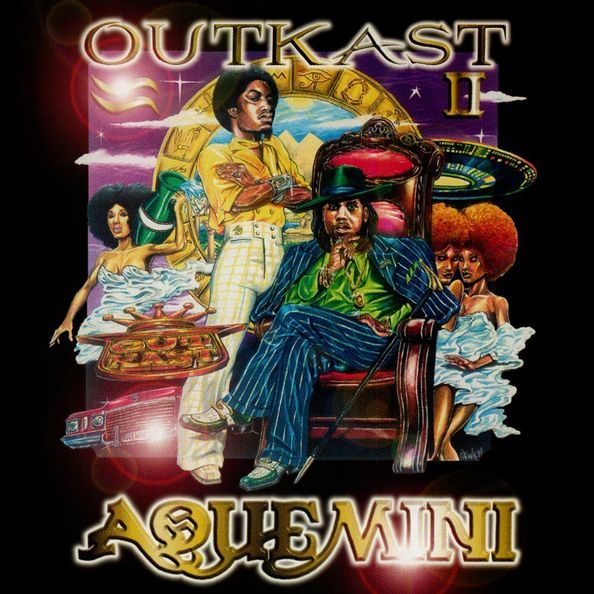 [1998] Outkast - Aquemini