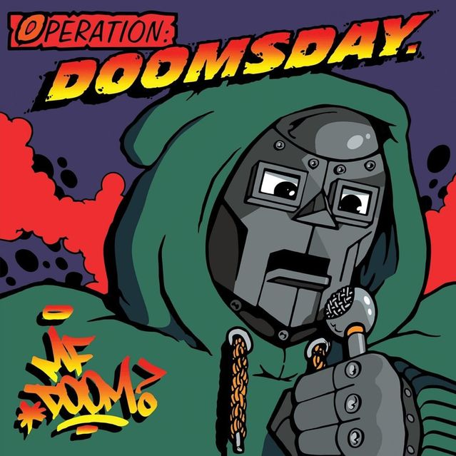 [1999] MF DOOM - Operation: Doomsday