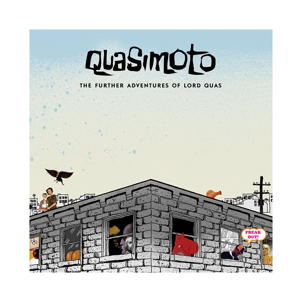 [2005] Quasimoto - The Further Adventures of Lord Quas