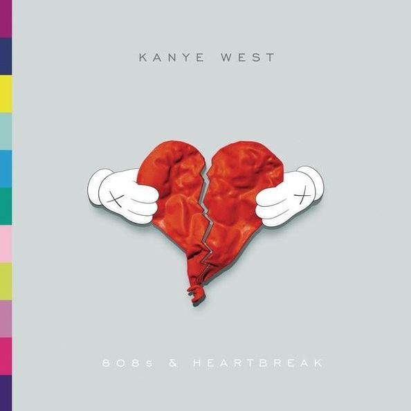 [2008] Kanye West - 808s & Heartbreak