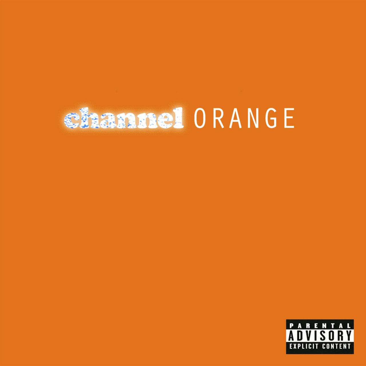 [2012] Frank Ocean - Channel Orange
