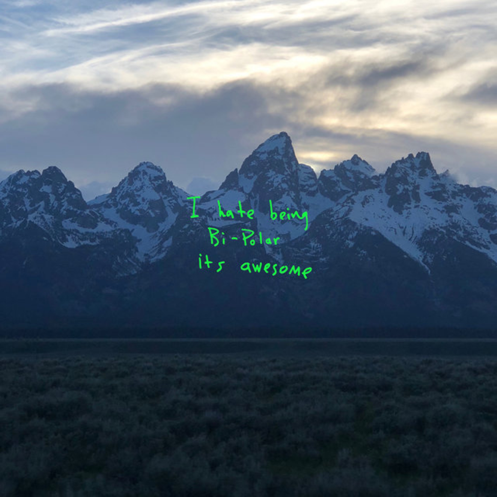 [2018] Kanye West - ye