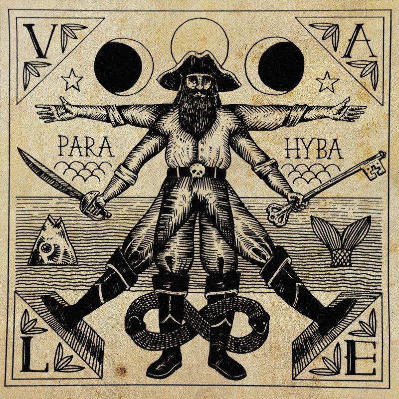 """Capa do disco """"A Ópera do Pirata"""""""