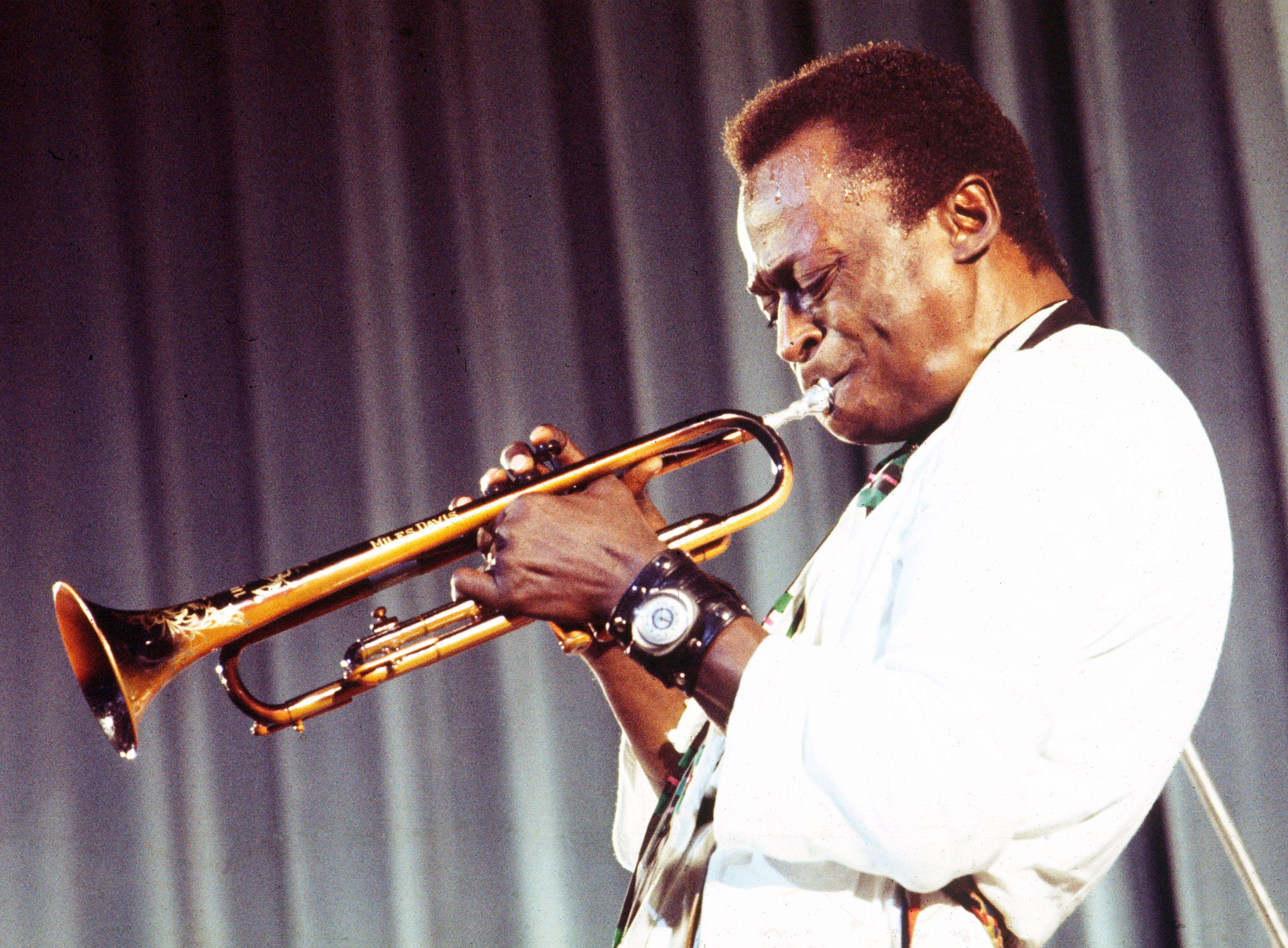 O Envolvimento de Miles Davis com o Hip-Hop