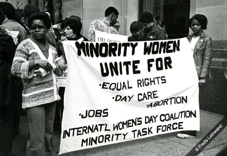 Maarcha de mulheres negras, nos Estados Unidos