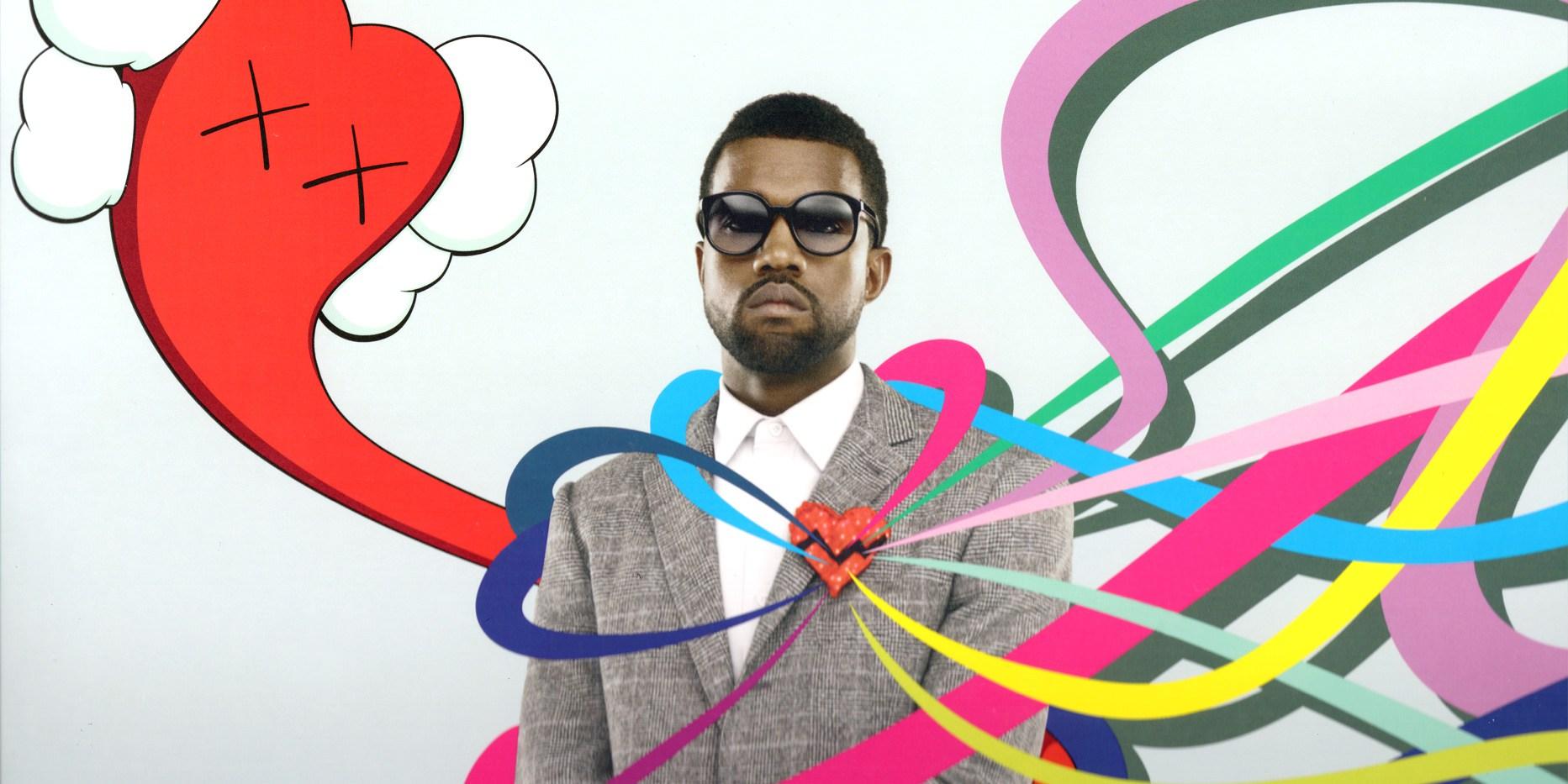 Dez anos atrás, Kanye West mudava o hip-hop com 808s & Heartbreak