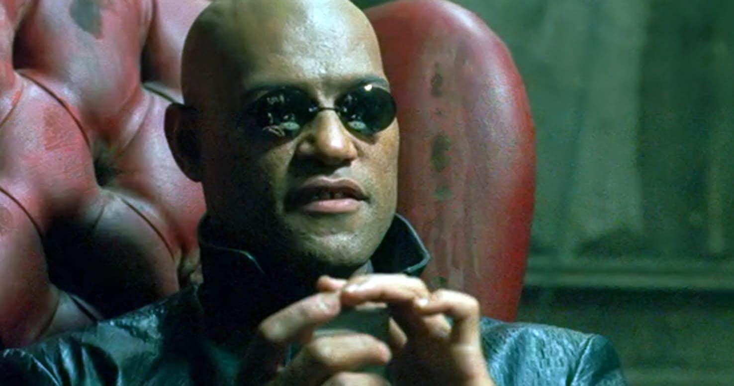 """"""" Você deve entender que a maior parte dessas pessoas não está pronta para acordar, e muitos são tão inertes, tão dependentes do sistema que vão lutar para protegê-lo."""" Dialogo entre Neo e Morpheus no filme """"Matrix""""."""
