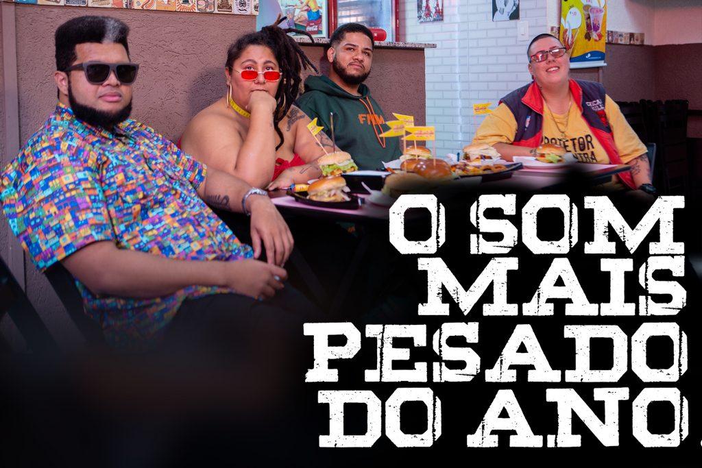 Rap Plus Size, Raphão Alaafin, Godô