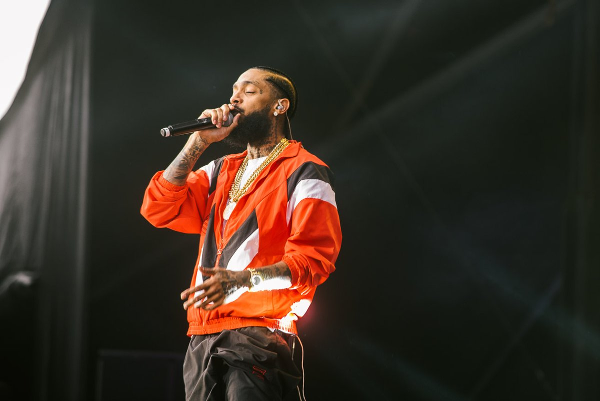 Nipsey Hussle morre aos 33 anos