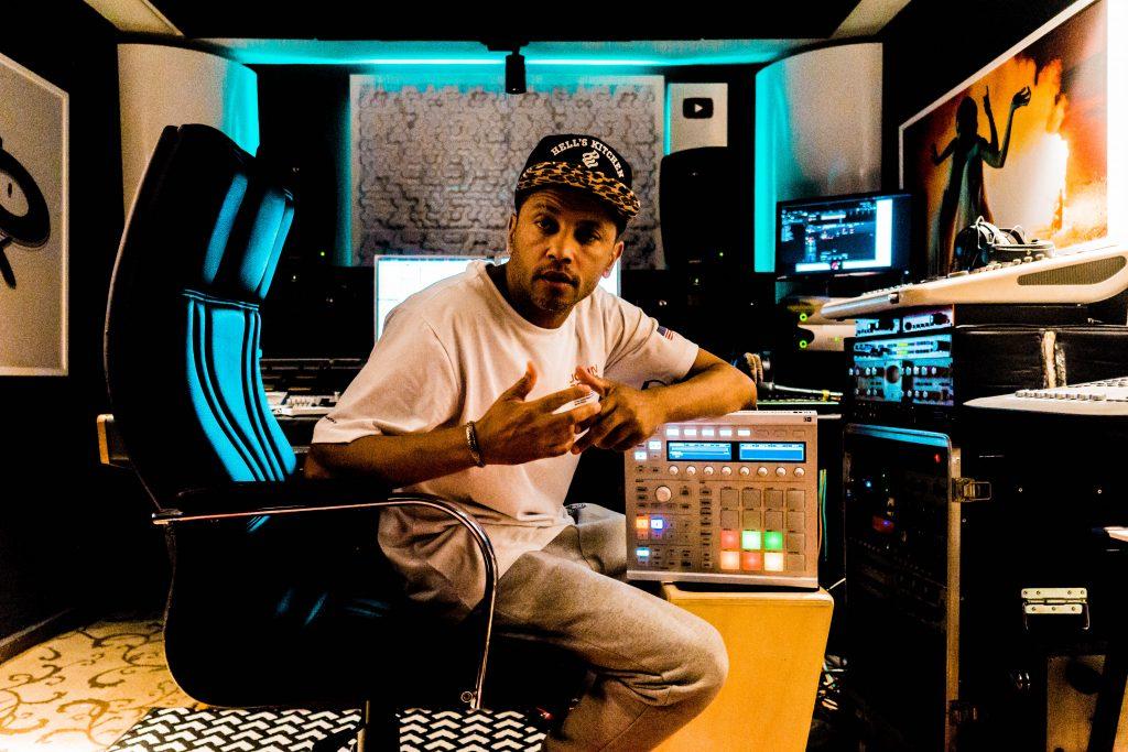 DJ Cia | Foto: Marcola