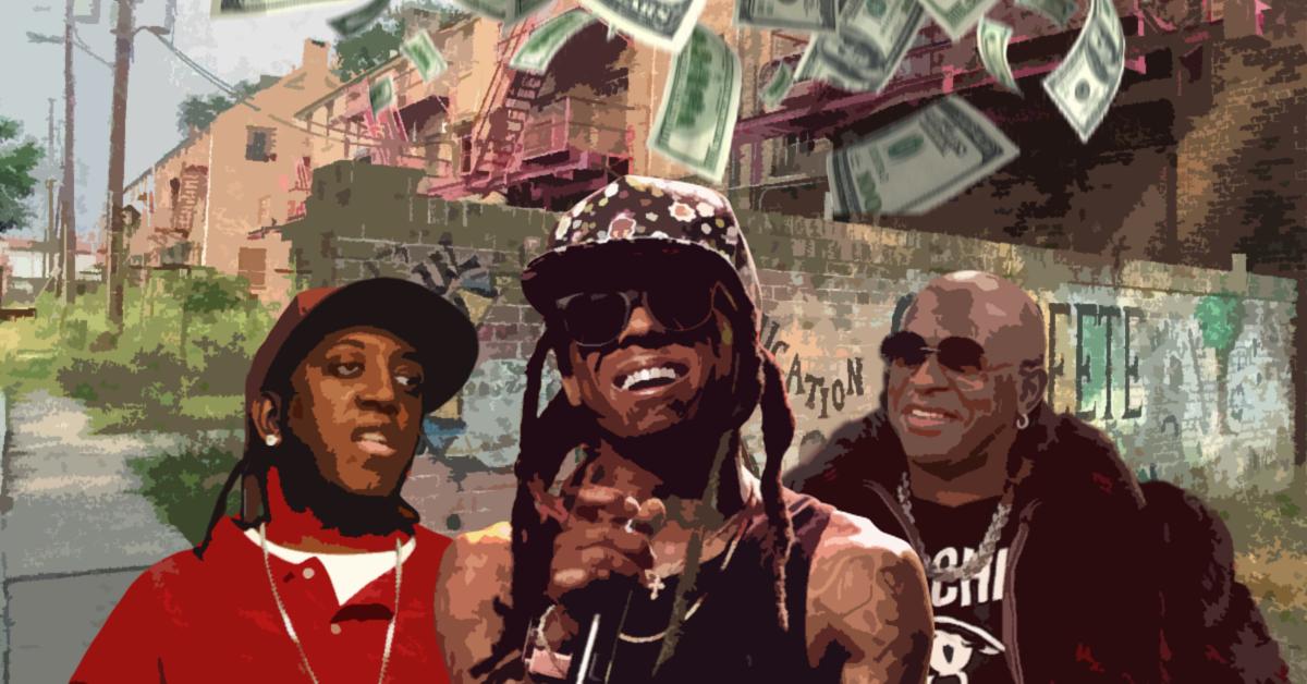 Como a Cash Money Records se tornou uma das maiores gravadoras do rap