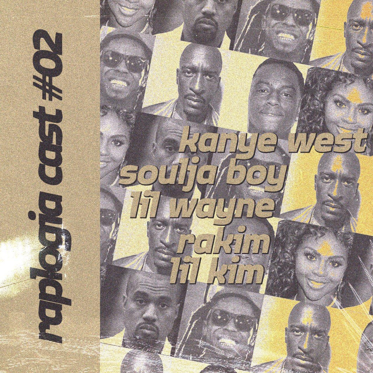 Raplogia Cast #2: 5 Artistas que Influenciaram o Hip-Hop