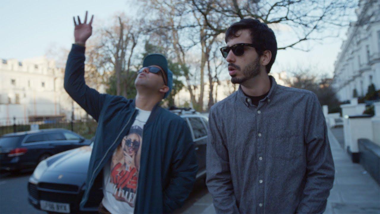 "Matheus Meireles explora as ruas de Londres no clipe de ""Fronteiras"""
