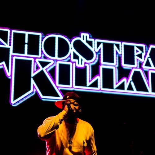 Ghostface Killah. Foto: Marcola