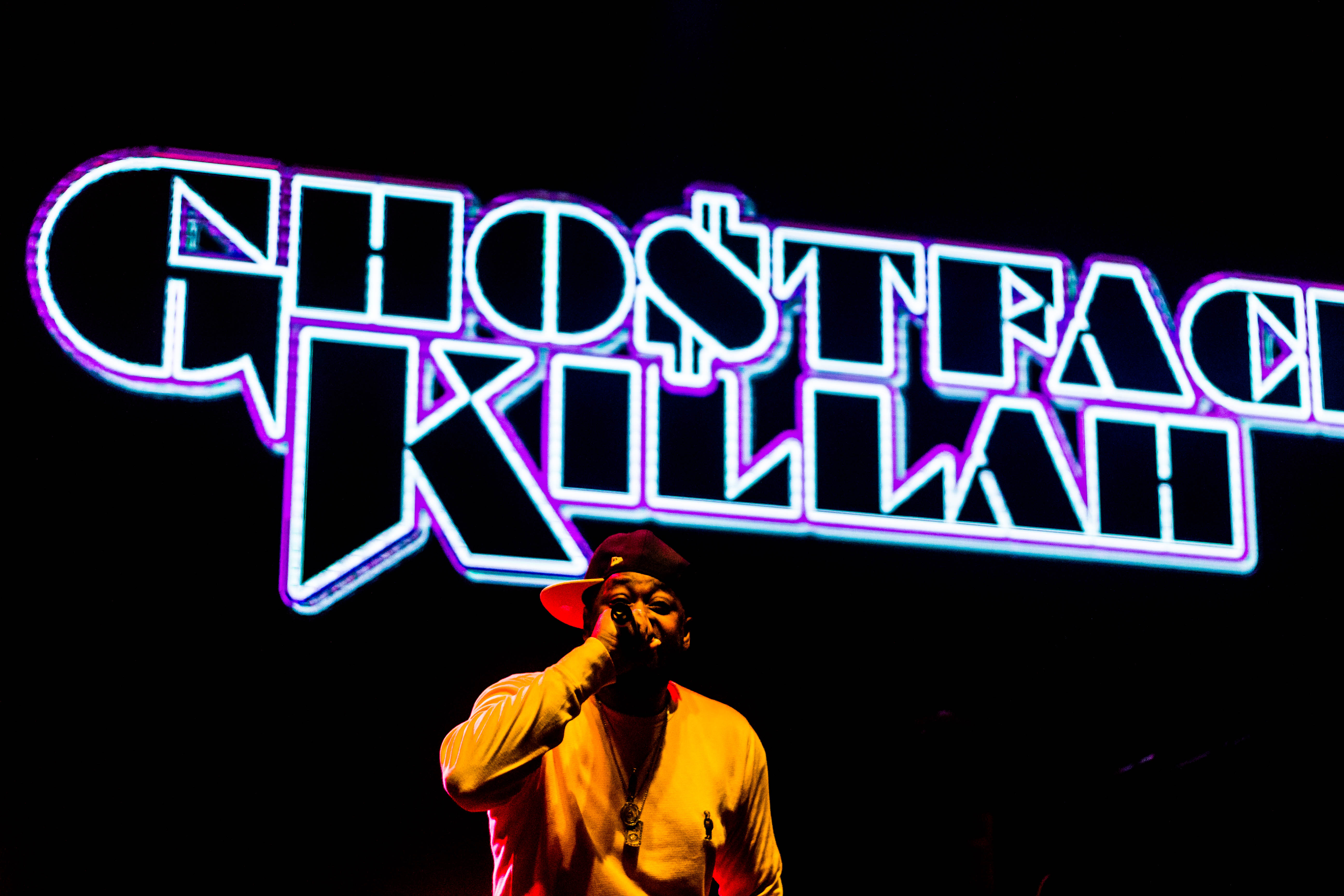 Ghostface Killah. Foto: Marcola