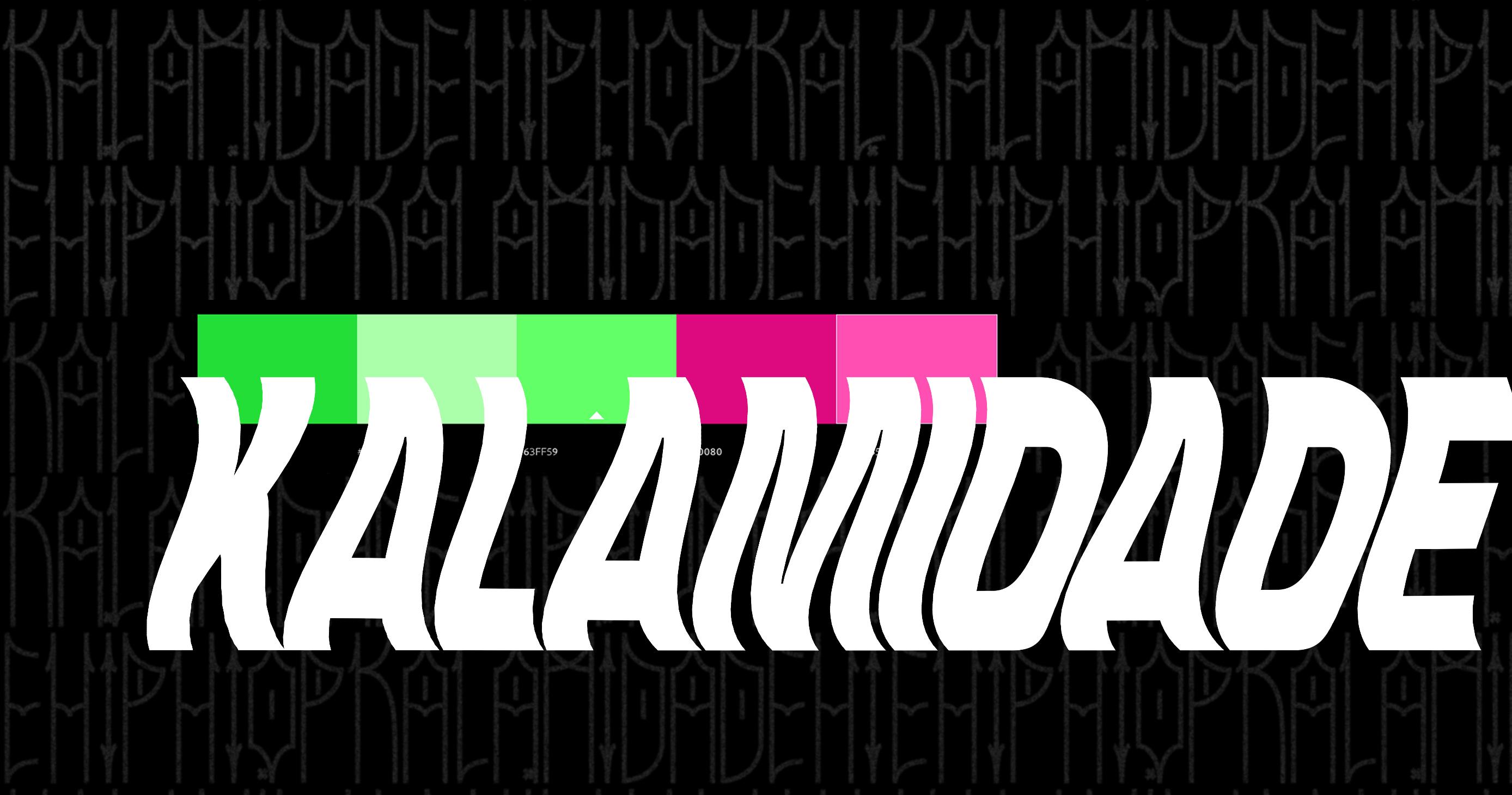 A Festa Kalamidade, organizada pela Cérebro Surdo Produções, estreia em SP.